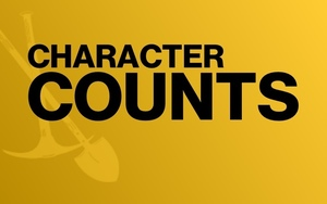 October Middle School - Character Counts - Tustworthiness