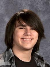"Todd ""TJ"" Locke, freshman SD Honor Choir"